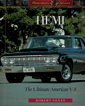 Hemi The Ultimate American V-8