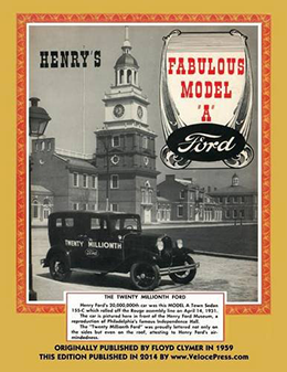 "Henry's Fabulous Model ""A"" Ford"